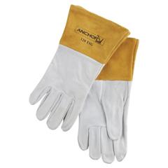 BWL902-110TIG-L - Best Welds110 TIG Welding Gloves, Capeskin, Large, White