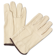 ANC101-4900L - Anchor Brand - 4000 Series Pigskin Leather Driver Gloves