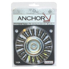 ANC102-R4K58S - Anchor BrandKnot Wheel Brushes