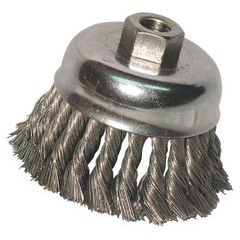 ANC102-3KC58S - Anchor Brand - Knot Cup Brushes