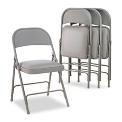 ALEFC94VY40LG - Alera® Steel Folding Chair