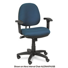 ALEIN49AKA10B - Alera® Optional Height-Adjustable Polyurethane T-Arms