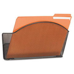 SAF5651BL - Safco® Onyx™ Mesh Wall Pockets