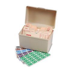 SMD67450 - Smead® Monthly End Tab File Folder Labels