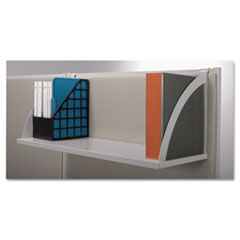 BSXVSH60GYGY - Basyx® Versé™ Panel System Hanging Shelf