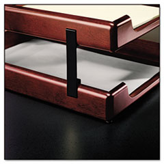 ROL23386 - Rolodex™ Wood Tones™ Desk Tray Stackers