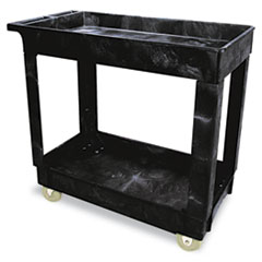 RCP9T6600BLA - Rubbermaid® Commercial Service/Utility Carts