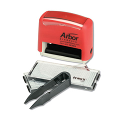 NSN2643718 - AbilityOne™ Self Inking Do-It-Yourself Stamp Kit