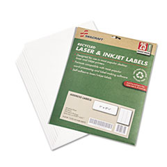 NSN5789292 - AbilityOne™ Recycled Labels
