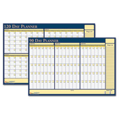 NSN2074059 - AbilityOne™ 90-Day/120-Day Undated Reversible/Erasable Flexible Planner
