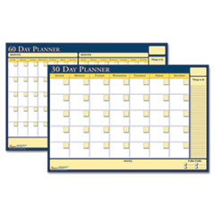 NSN2074058 - AbilityOne™ 30-Day/60-Day Undated Reversible/Erasable Flexible Planner