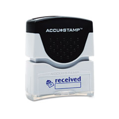 NSN2074226 - AbilityOne™ Pre-Inked Message Stamp