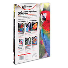 IVR99550 - Innovera® High-Gloss Photo Paper