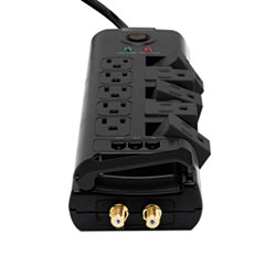 IVR71657 - Innovera® Ten-Outlet Surge Protector