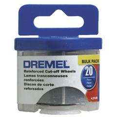 DRM114-426B - DremelFiberglass Reinforced Cut-Off Wheels