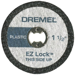 DRM114-EZ476 - DremelEZ Lock Cut-Off Wheels