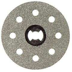 DRM114-EZ545 - DremelEZ Lock Carbide Cutting Wheels