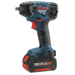 BPT114-IWH181-01 - Bosch Power ToolsLitheon™ Impactor™ Cordless Fastening Drivers