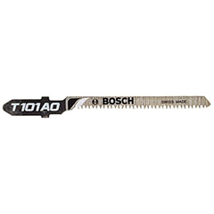 BPT114-T101AO - Bosch Power ToolsHigh Carbon Steel Jigsaw Blades