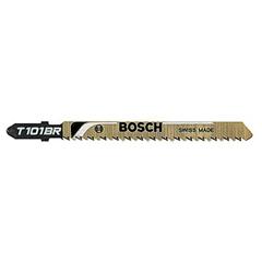BPT114-T101BR - Bosch Power ToolsHigh Carbon Steel Jigsaw Blades