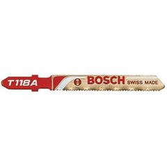 BPT114-T118A - Bosch Power ToolsHSS Jigsaw Blades