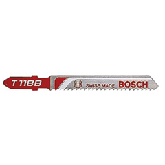 BPT114-T118B - Bosch Power ToolsHSS Jigsaw Blades