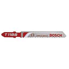 BPT114-T118B100 - Bosch Power ToolsHSS Jigsaw Blades