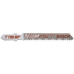BPT114-T118BF - Bosch Power ToolsBi-Metal Jigsaw Blades