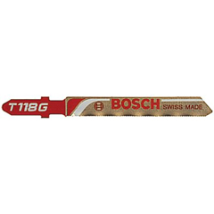 BPT114-T118G - Bosch Power ToolsHSS Jigsaw Blades