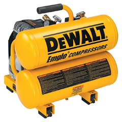 DEW115-D55151 - DeWaltHand Carry-Electric Compressors