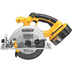DEW115-DC390K - DeWaltCordless Circular Saws