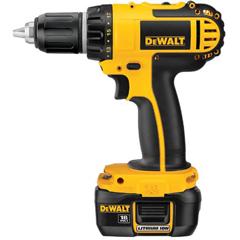 DEW115-DCD760KL - DeWaltCordless Compact Drill/Drivers