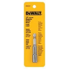 DEW115-DW2221 - DeWaltMagnetic Nut Drivers