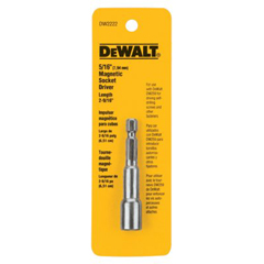 DEW115-DW2222 - DeWaltMagnetic Nut Drivers