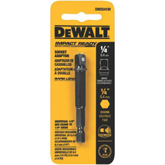 DEW115-DW2541IR - DeWaltImpact Ready® Socket Adaptors