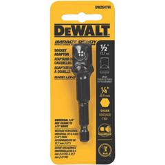 DEW115-DW2547IR - DeWaltImpact Ready® Socket Adaptors