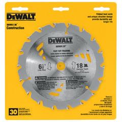 DEW115-DW3161 - DeWaltPortable Construction Saw Blades