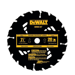 DEW115-DW3174 - DeWaltPortable Construction Saw Blades