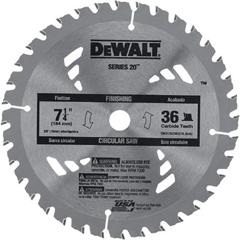 DEW115-DW3176 - DeWaltPortable Construction Saw Blades