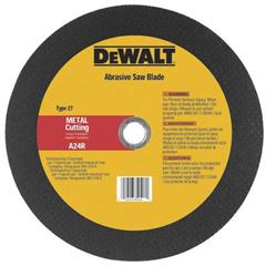 DEW115-DW3511 - DeWaltMetal Abrasive Saw Blades