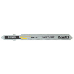 "DEW115-DW3770-5 - DeWalt""T"" Shank Metal Cutting Jig Saw Blades"