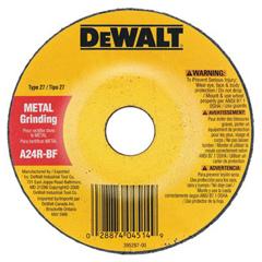 DEW115-DW4619 - DeWaltType 27 Depressed Center Wheels