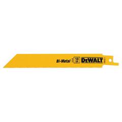DEW115-DW4811 - DeWalt - Metal Cutting Reciprocating Saw Blades