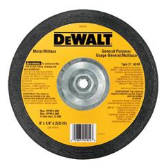 DEW115-DW4954 - DeWaltType 27 Depressed Center Wheels