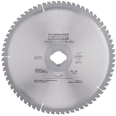 DEW115-DW7749 - DeWaltMetal Cutting Saw Blades