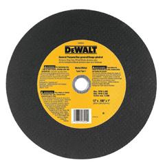 DEW115-DW8004 - DeWaltType 1 - Cutting Wheels