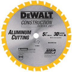 DEW115-DW9052 - DeWaltCordless Construction Saw Blades