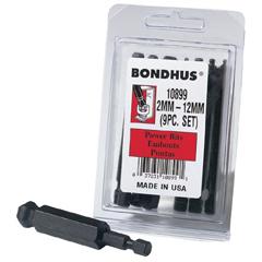BON116-10836 - BondhusBalldriver® Power Bit Sets