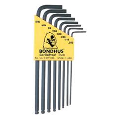 BON116-10932 - BondhusBalldriver® L-Wrench Key Sets