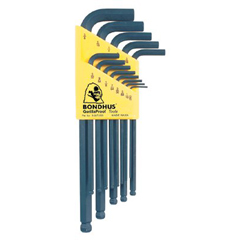 BDH10937 - Balldriver® L-Wrench Key Sets